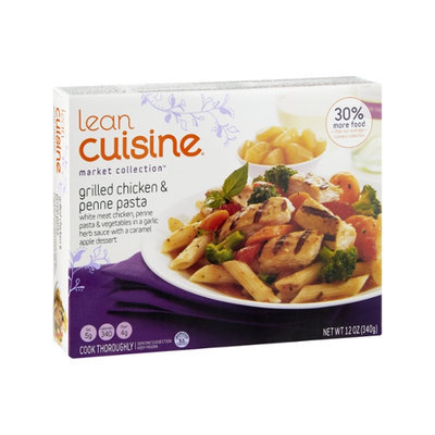 Lean Cuisine Market Collection Grilled Chicken & Penne Pasta