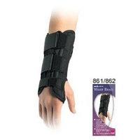 Medi-usa Mediven Orthopedic Wrist Brace: Right Black Small