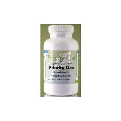 Priority One Vitamins - Priority Lipo 120 Vcaps