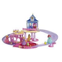 Disney Princess Glitter Glider Castle