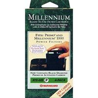 Marineland Rite-Size Cartridge P, 4-Pack