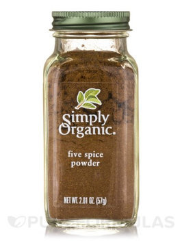 Frontier Natural Foods Frontier Natural Products 19519 Organic Five Spice Powder - 2.01 oz.