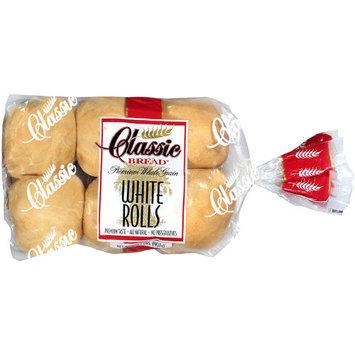 Classic Rolls Premium White Whole Grain Breads, 2 lb