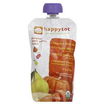 Happy Tot HappyTot Pumpkin Sweet Potato Pear - 4.22 oz