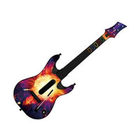 Pacers Decorative Skin fits Guitar Hero 5 for PS2 & PS3 (GUITAR NOT INCLUDED), Item No.GTP0995-19