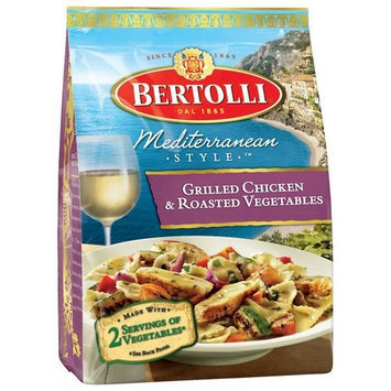 Bertolli® Mediterranean Style Meal Grilled Chicken & Roasted Vegetables