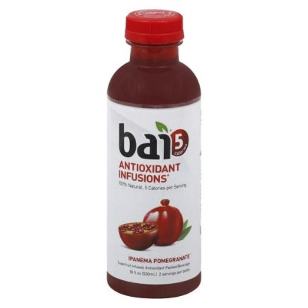 Bai Ipanema Pomegranate 18floz