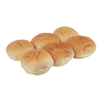 The Bake Shop Sandwich Rolls Soft - 6 ct
