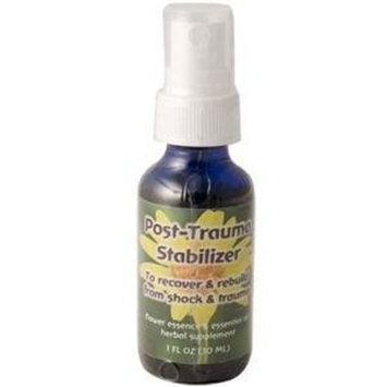 Flower Essence Services Flourish - Post-Trauma Stabilizer, 1 oz ( Multi-Pack)