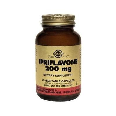 Ipriflavone 200 mg - 60 Vcaps,(Solgar)