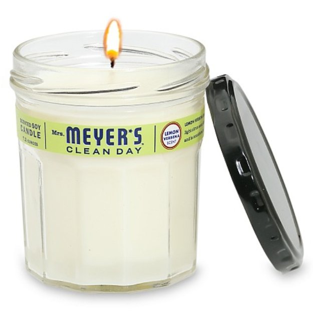 Mrs. Meyer's Clean Day Soy Candle Lemon Verbena