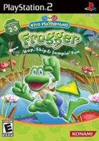 Konami Kids Playground: Frogger - Game Only