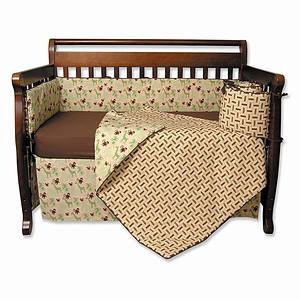 Trend Lab Jungle Jam 4 Pc Crib Set