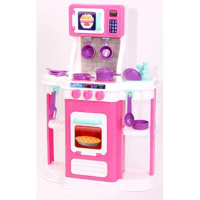 Amloid My First Cookin' Kitchen - Pink
