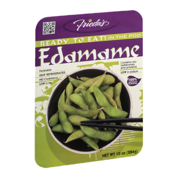 Frieda's Ready to Eat Edamame