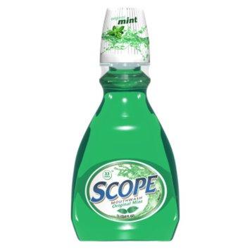 Scope Original Mouthwash - Mint, 1 liter