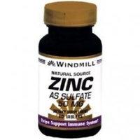 WINDMILL ZINC SULFATE TAB 50MG 90Tablets