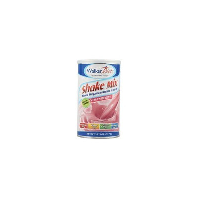 Walker Diet Meal Replacement Drink Strawberry -- 18.25 oz
