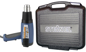 Steinel & STEINEL & #174 Professional Heat Gun HG2310LCD Programmable IntelliTemp Heat Gun with LCD Display in Case