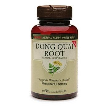 GNC Herbal Plus Dong Quai Root 550mg