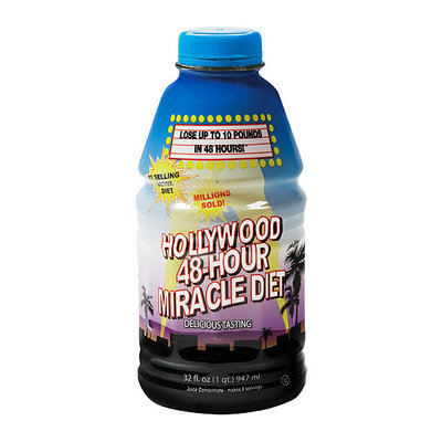Sunset Health Products Hollywood 48-Hour Miracle Diet