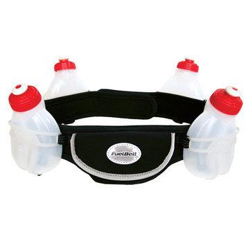 Fuel Belt Inc Endurance 4 Bottle Belt Black XL