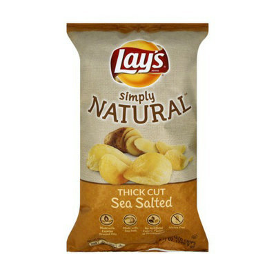 LAY'S® Simply Natural Sea Salted Potato Chips