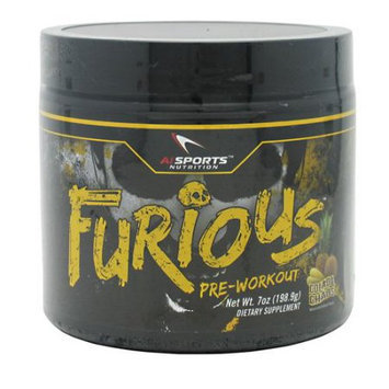AI Sports Nutrition Furious Colada Chaos - 30 Servings