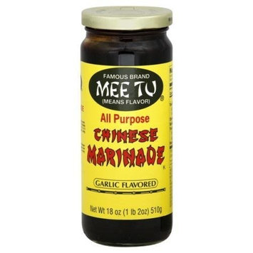 Mee Tu All Purpose Chinese Marinade, 18 Ounce -- 12 per case.