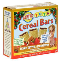 Earth's Best Tots Cereal Bar, Peanut Butter and Strawberry, 5.3-Ounce Units (Pack of 6)