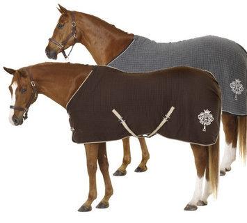 Centaur EQ Collection Climate Control Cooler Lrg Horse Dark Grey