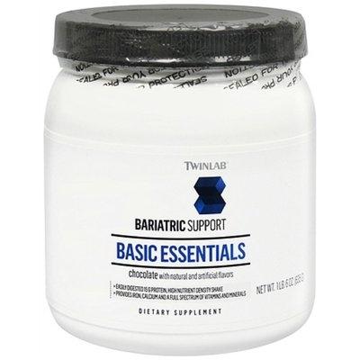 Twinlab Bariatric Support Bariatric Support Basic Essentials Dietary Supplement Powder Chocolate
