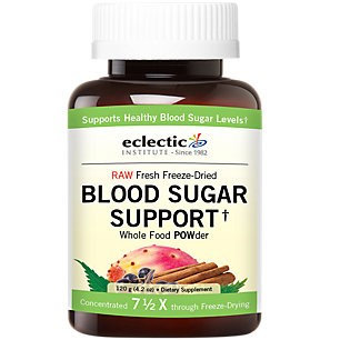 Blood Sugar Control FDP 120 gm by Eclectic Institute Inc