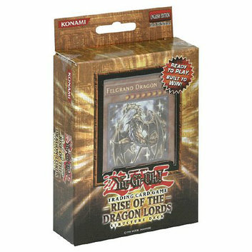 Konami Yu-Gi-Oh! Structure Deck Trading Card Game