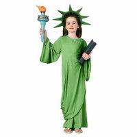 Rubies Statue of Liberty Costume (Girl's Children's Costume)