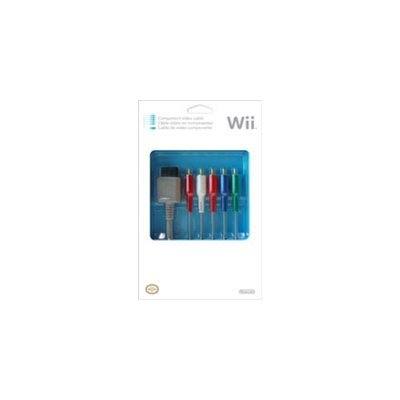 Nintendo Wii Component Cable