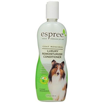 Espree Dog and Cat Luxury Remoisturizer, 12-Ounce