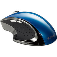 Verbatim 97593 Ergo Desktop Mouse 3inx4-1/4inx1-1/2in Blue