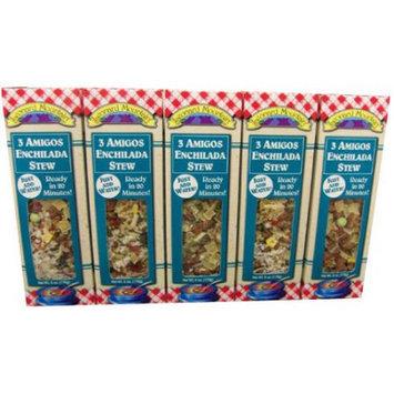 Leonard Mountain 3 Amigos Enchilada Stew Mixes, 5 oz, 6 count