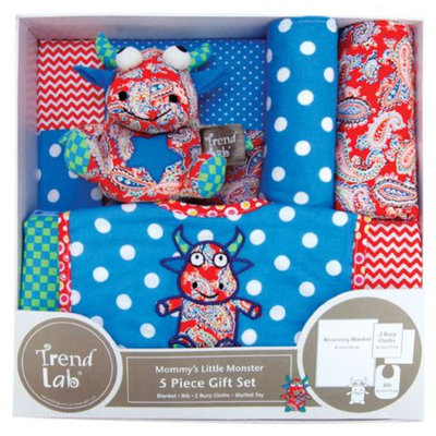 Test Trend Lab Mommy's Little Monster 5-pc. Gift Set Kid's
