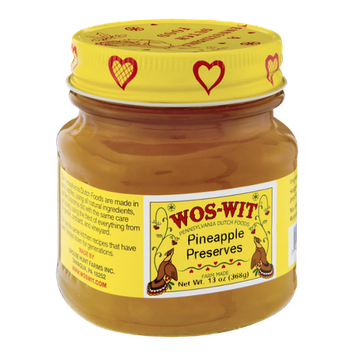 Wos-Wit Pineapple Preserves