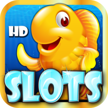 Phantom EFX Gold Fish Casino Slots HD