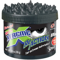 Wetline Xtreme ReAction Black Styling Gel
