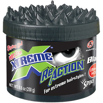 Wetline Xtreme ReAction Black Styling Gel