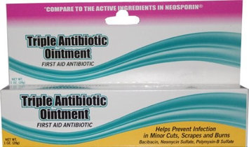 DDI 1 oz Triple Antibiotic Ointment- Case of 24