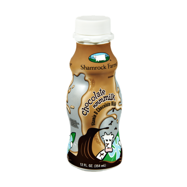 Shamrock Farms Vitamin D Chocolate Mmmmilk