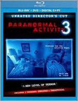 Paramount Pictures Paranormal Activity 3