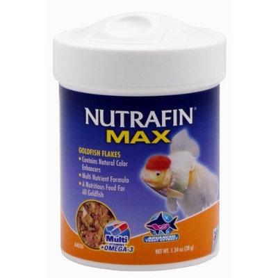 Hagen Nutrafin Max Goldfish Flakes, 1.34-Ounce