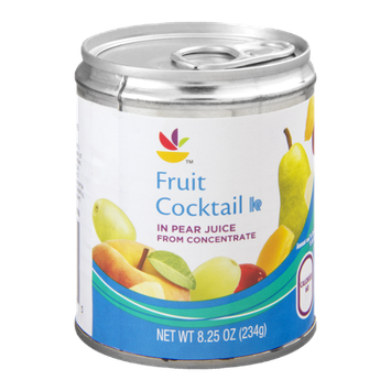 Ahold Fruit Cocktail in Pear Juice