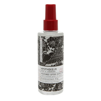 Apotheke:M Blackcurrent Fig Perfumed After Bath Tonic - 6.5 oz